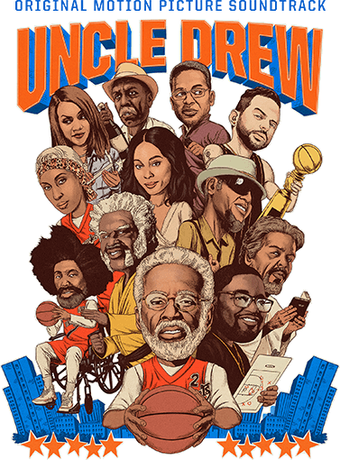 Uncle Drew artwork
